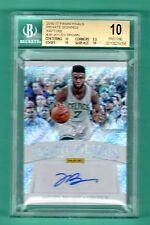 JAYLEN BROWN 2016-17 PANINI PRIVATE SIGNINGS AUTOGRAPH RC # 1 / 1 BGS 10 AUTO 10