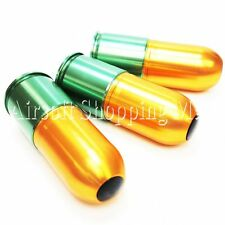 Airsoft AEG Army Force 3pcs Paintball 40mm Gas Grenade Cartridge Long
