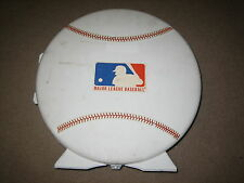 VINTAGE SKILCRAFT MLB BASEBALL GENUINE AUTHENTIC PLASTIC CARD CASE WALL MOUNT