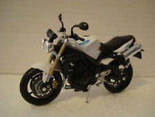Blitz envío honda cb500f blanco-negro Welly moto modelo 1:10 nuevo embalaje original /&
