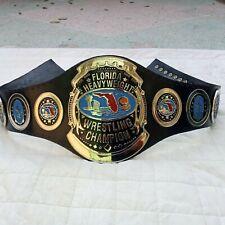 Florida heavy weight  championship belt