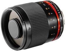 Obiettivi Samyang per fotografia e video F/6, 3