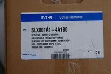 Eaton Cutler-Hammer SLX001A1-4ASLX9000 1HP 480V NEMA1 w/Br Chop LCD Display Pnl