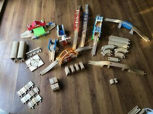 Large Selection of Accessories for Brio / Wooden Train Track with Combined Post