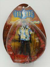 Toy Vault Series 2 Farscape Scorpius Crackers Don't Matter Hawaiian Shirt Rare