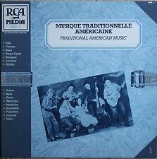 MUSIQUE TRADITIONNELLE AMERICAINE   33T  LP