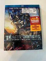 Transformers: Revenge of the Fallen w/ Slipcover (Bluray, 2009) [BUY 2 GET 1]