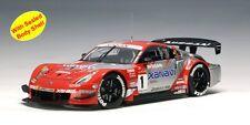 Autoart 80481 Nissan Fairlady Z jgct Modelo nismo Campeón coche tarde versión 1:18