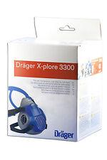 Dräger Halbmaske X-plore 3300 - Größe L - R55332