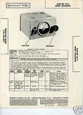 Gon-Set 10-11 Meter Converter Photofact