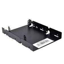 "2.5"" to 3.5"" Dual Bay Adapter Convert SATA Laptop Hard Drive into Desktop HD!"