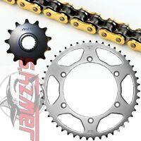 SunStar 520 XTG O-Ring Chain 13-42 T Sprocket Kit 43-3061 for Kawasaki