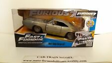 Dom's Dodge Charger R-T - FAST & FURIOUS - Jada Toys  - 1/24 1-24 1:24