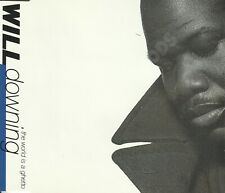 WILL DOWNING THE WORLD IS A GHETTO CD SINGLE UK 1991 4TH & BROADWAY BRCD 211