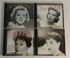 Judy Garland CD Lot of 4 Original Recordings / Stormy Weather / The Young