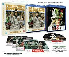 To Kill with Intrigue [Blu-ray] [DVD][Region 2]