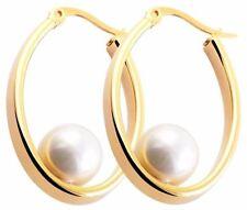Mode-Ohrschmuck Perlen-Schnappverschluss
