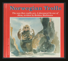 Norwegian Trolls - The way they really are by Reidun Mathiesen (Hardback, 1994)