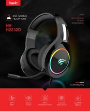 HAVIT Wired Headset Gamer PC 3.5mm PS4 Headsets Surround Sound & HD Microphone