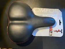 SQlab City Sattel Mod 621 Comfort NANO Unisex rückenfreundlich Gel 18cm NEU/&OVP