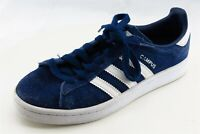 adidas Youth Boys Shoes Size 4.5 M Blue Synthetic Athletic