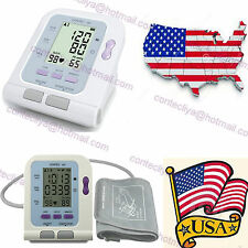 US FDA Digital Blood Pressure Monitor Sphygmomanometer CONTEC08C + Free Software