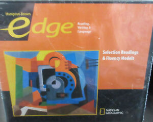 Hampton Brown Edge Level A   Selection Readings & Fluency Models  8 CDs