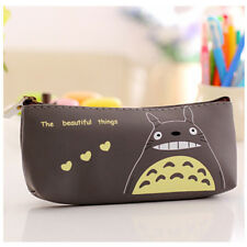 My Neighbor Totoro Teeth Style Pen Pencil Case Makeup Bag