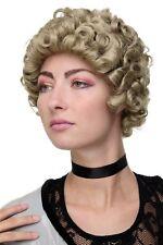 Perruque de Qualité Femme Renaissance et Du Baroque Noble Blonde Ashy Gfw1616-24