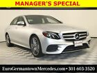 2018 Mercedes-Benz E-Class E 300 2018 Mercedes-Benz E-Class, Iridium Silver Metallic with 19655 Miles available n