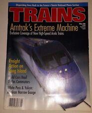 Trains Magazine May 1999