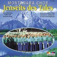 "MONTANARA CHOR ""JENSEITS DES TALES"" CD NEUWARE"