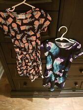 2 Lularoe Disney Mae Dresses Size 4
