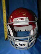 USC Full-Size Team / Staff Autographed Signed Football Helmet