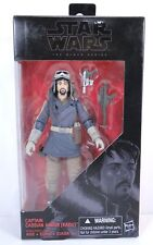 "Hasbro Star Wars The Black Series 6"" Captain Cassian Andor Eadu Figure MIP"