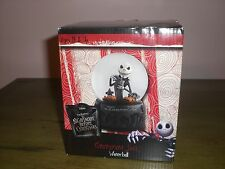 Nightmare Before Christmas Graveyard Jack Waterball-RARE-and Ornament