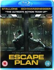 ESCAPE PLAN - Sylvester Stallone & Arnold Schwarzenegger (BLU RAY)
