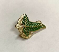 Lord of the Rings Fellowship Leaf Pin