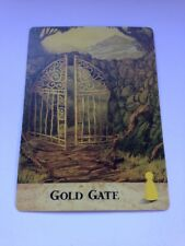 Gold Gate Spare / Replacement Flood Card For Gamewright Forbidden Island Game