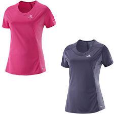 Atmungsaktive Salomon Damen-Sport-Shirts & -Tops