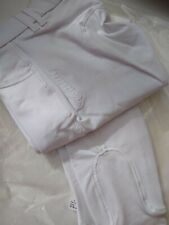 John Whitaker Olive Green Breeches Size 10 Ref2191002
