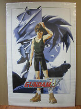 vintage Mobile suit GUNDAM wing Poster original poster classic 5080