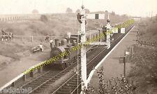 Northolt Railway Station Photo. Greenford - Ruislip. Great Western Railway. (1)