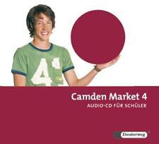 Camden Market - Ausgabe 2005. Lehrwerk für den Englischunterricht an 6 jähr - CD
