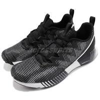 Reebok Fusion Flexweave Floatride Black White Men Running Shoes Sneakers CN2424
