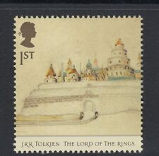 LORD OF THE RINGS - MINAS TIRITH  ON  2004  GB  UNMOUNTED MINT STAMP