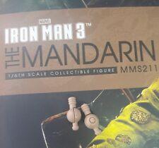 1/6 Hot Toys Iron Man 3 The Mandarin MMS211 Pegs *US Seller*