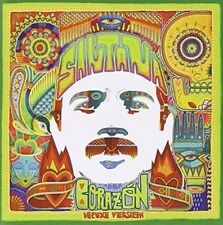 Santana - Corazon (deluxe Version) 2 CD Sony Music