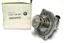 BMW E39 E38 E53 X5 Genuine Cooling Thermostat w/Housing & Gasket NEW 540i 740iL