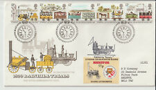 "1980 RAILWAYS WITH ""ROCKET"" LABEL - SCARCE COVER"